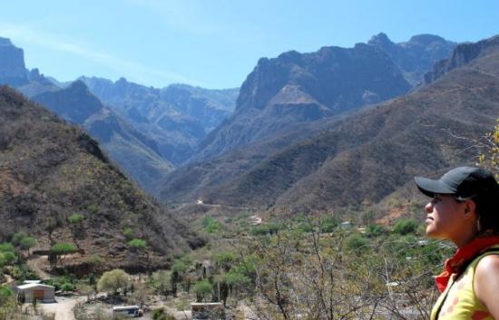 ชีวาวา, เม็กซิโก: Urique