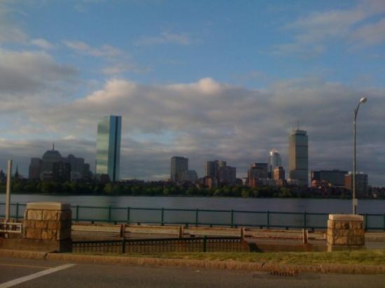 บอสตัน, แมสซาชูเซตส์: Morning scene