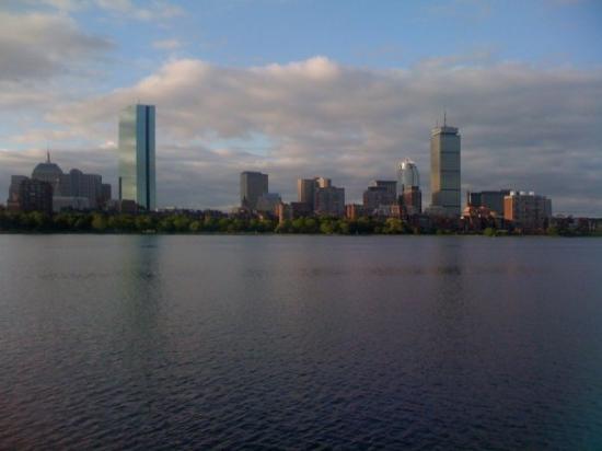 บอสตัน, แมสซาชูเซตส์: Great view