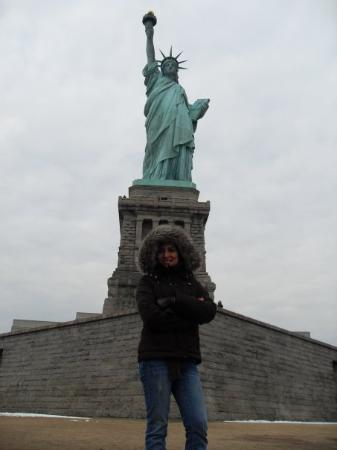 Statue of Liberty: Nueva York, Nueva York, Estados Unidos