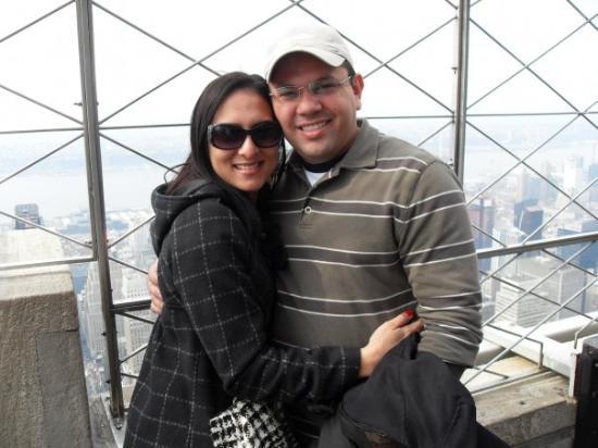 Empire State Building: Nueva York, Nueva York, Estados Unidos