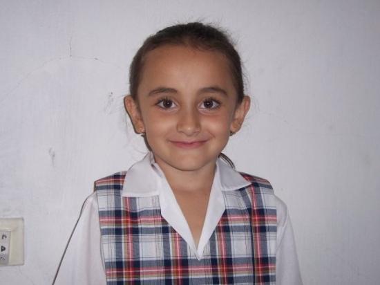Medellin, โคลอมเบีย: Juliana -7 años