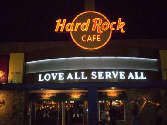 พอร์ลามาร์, เวเนซุเอลา: Porlamar, Venezuela Hard Rock Cafe