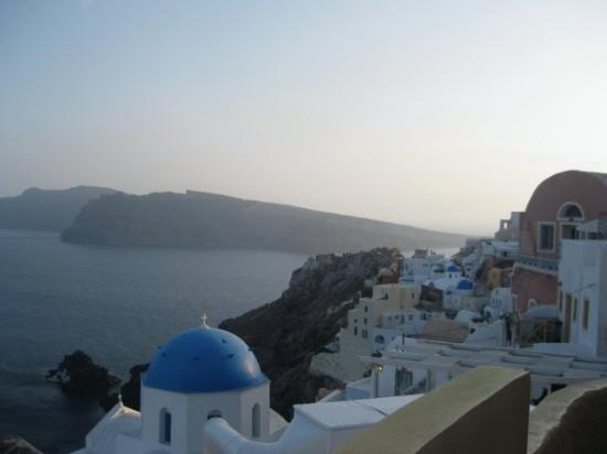 เอีย, กรีซ: Santorini, Greece Oia- sunset