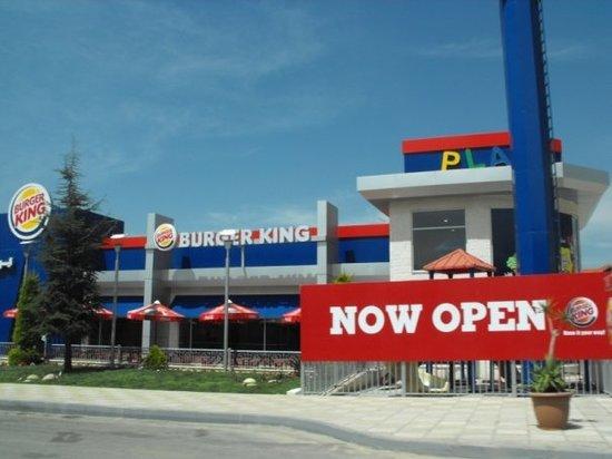 Burger King: Jordan, Amman (25.04.2009 - 08.05.2009)