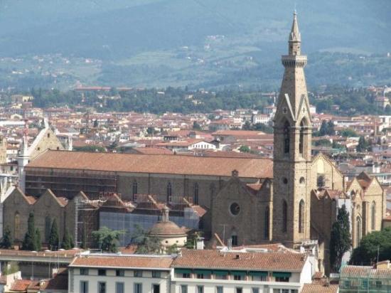 ปิเอซ่ามิเคลานเจโล: Santa Croce