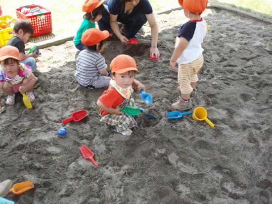 Misawa, ญี่ปุ่น: More sandbox.