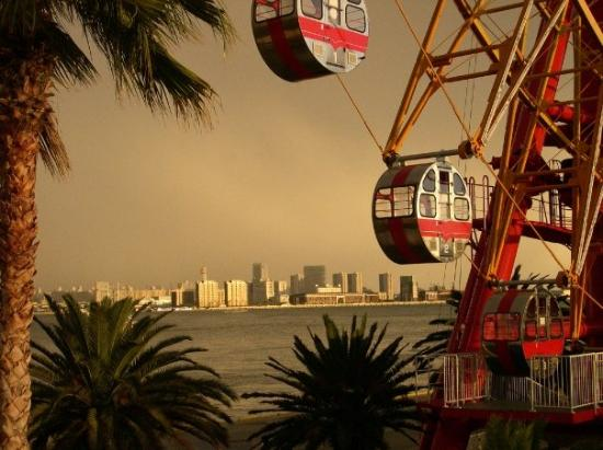 โกเบ, ญี่ปุ่น: Ruota panoramica - Kobe