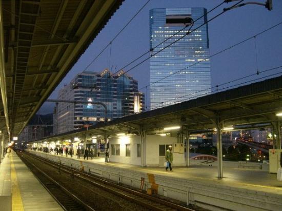 โกเบ, ญี่ปุ่น: Stazione di Kobe