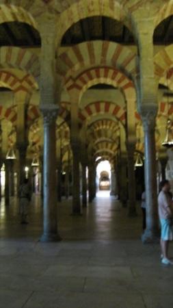 คอร์โดบา, สเปน: Interno della Chiesa-Moschea di Cordoba