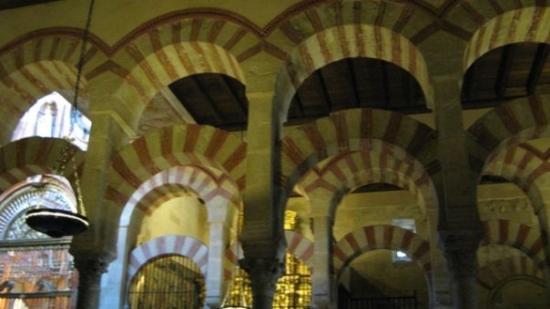 มหาวิหารแห่งคอร์โดบา: Interno della Chiesa-Moschea di Cordoba