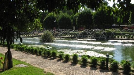 Alcazar de los Reyes Cristianos: Giardini dell'Alcazar di Cordoba