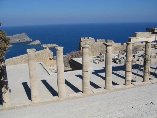 Rhodes, กรีซ: Rhodos - Lindos... bezaubernd, immer wieder