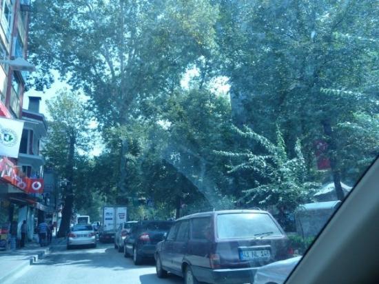 Izmit, ตุรกี: Kocaeli, ville, rues