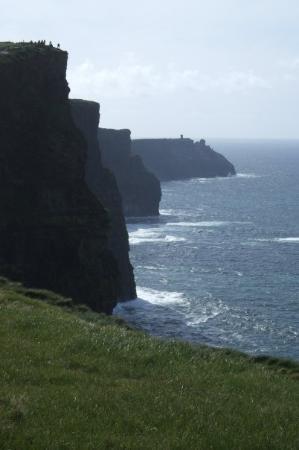 กัลเวย์, ไอร์แลนด์: die cliffs of moher