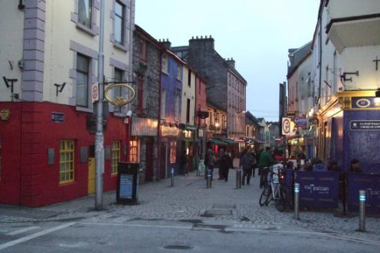 กัลเวย์, ไอร์แลนด์: city cebtre