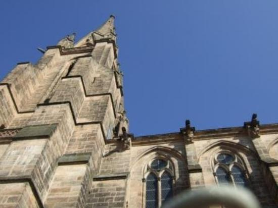 Marburg, เยอรมนี: Elizabethkirche