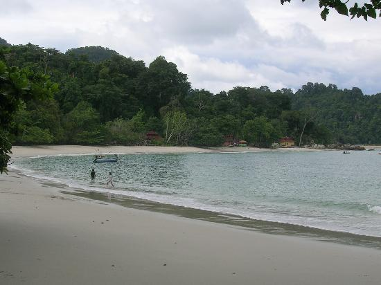 Pangkor Village Beach Resort: Pasir Bogak