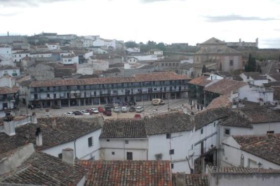 Chinchon, สเปน: Chinchón - Marzo 2009