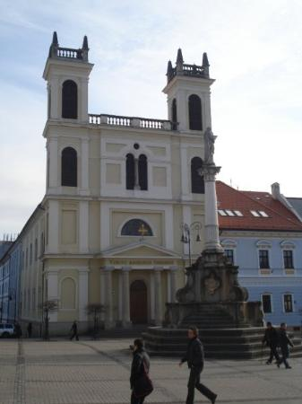 Banska Bystrica, สโลวะเกีย: Das zentrum