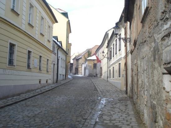 บราติสลาวา, สโลวะเกีย: Oldest part and street of Bratislava