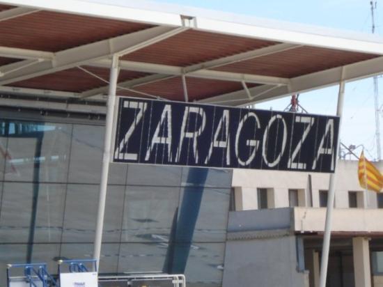 ซาราโกซา, สเปน: airport Zaragoza