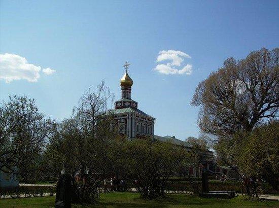 มอสโก, รัสเซีย: Moszkva - Novogyevicsi kolostor