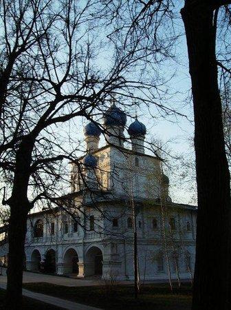 มอสโก, รัสเซีย: Moszkva - Kolomenszkoje