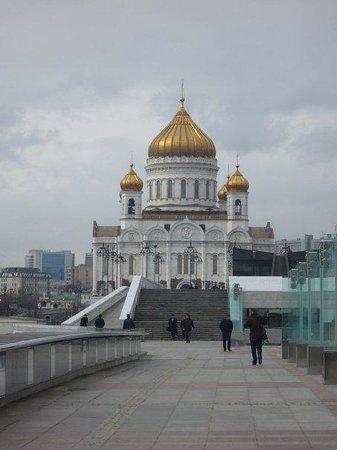 มอสโก, รัสเซีย: Megváltó Krisztus