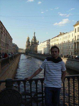เซนต์ปีเตอร์สเบิร์ก, รัสเซีย: Szentpétervár