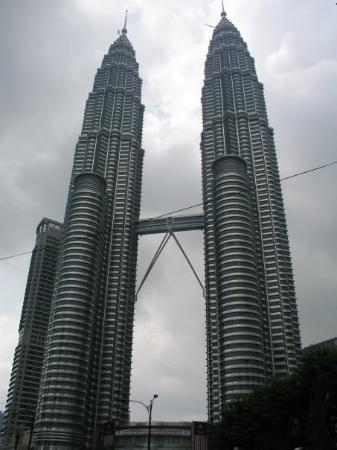 กัวลาลัมเปอร์, มาเลเซีย: Malesia-Petronas Towers di Kuala Lumpur