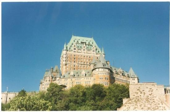 ควิเบกซิตี, แคนาดา: canada 1998 - quebec city