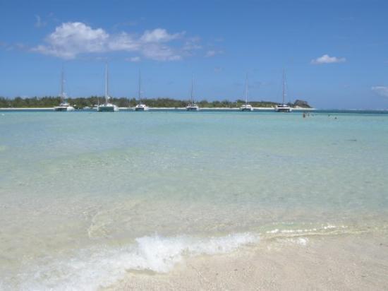มอริเชียส: Mauritius, Africa - isola S. Gabriel