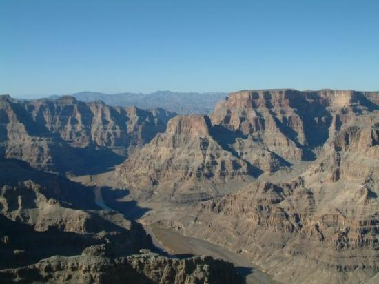 Grand Canyon South Rim: Der Grand Canyon im US Bundesstaat Arizona