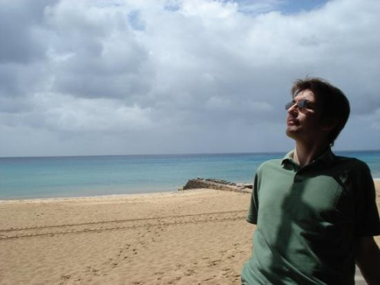 Porto Santo Island, โปรตุเกส: Holiday!