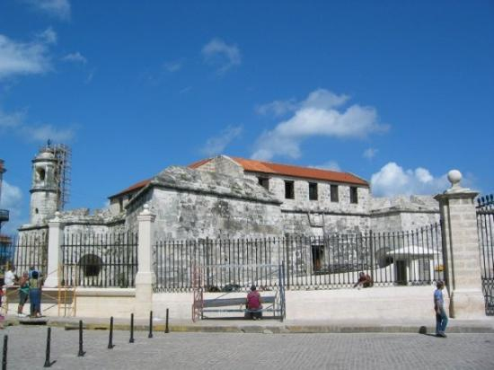 Castillo de la Real Fuerza: The old Spanish Fortress.