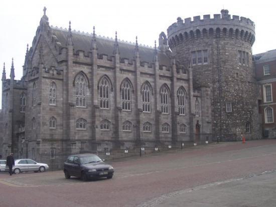 Dublin Castle ภาพถ่าย