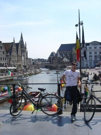 Bélgica: @Ghent, Belgium