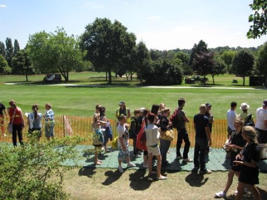 Wimbledon Lawn Tennis Museum: Wimbledon Week, 2009