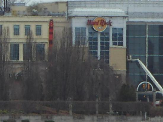 น้ำตกไนแองการ่า, นิวยอร์ก: Hard Rock Cafe Niagara Fälle Kanada