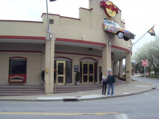 น้ำตกไนแองการ่า, นิวยอร์ก: Hard Rock Cafe Niagara Fälle  USA