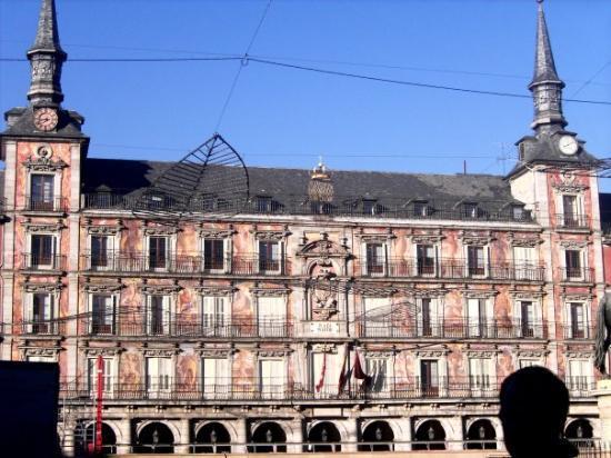 Plaza Mayor ภาพถ่าย
