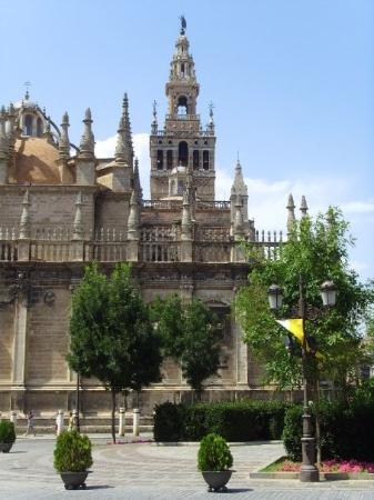 เซบียา, สเปน: Cathedral
