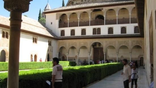กรานาดา, สเปน: Patio dei Leoni