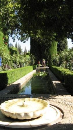 กรานาดา, สเปน: Giardini