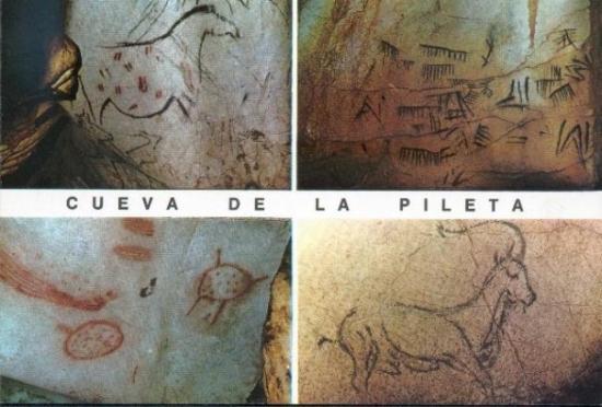 รอนดา, สเปน: Cueva de la Pileta