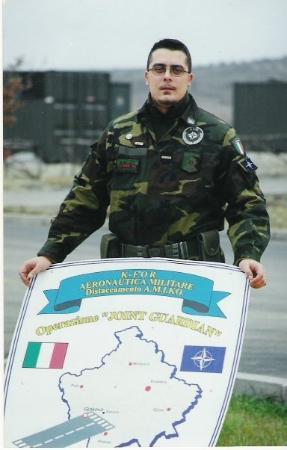 """Djakovica, Kosowo: OPERAZIONE """"JOINT GUARDIAN"""" - KOSOVO DAKOVICA 27 DICEMBRE 2000 - 29 MARZO 2001"""