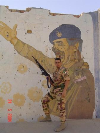 "Nasiriyah, อิรัก: OPERAZIONE ""ANTICA BABILONIA"" - IRAQ 28 APRILE 2004 - 22 AGOSTO 2004"