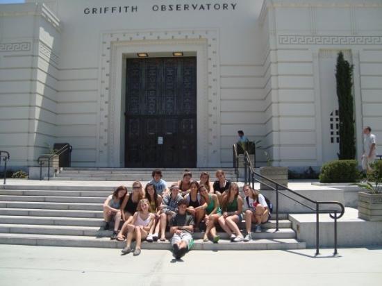 หอสังเกตุการณ์กริฟฟิท: griffith observatory