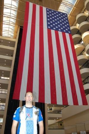 ฮูสตัน, เท็กซัส: U.S.A.